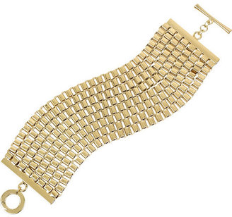 Kenneth Jay Lane Gold-plated bracelet - Bracelets