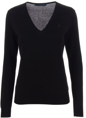 RALPH LAUREN - V-neck sweater - V-neck Sweater