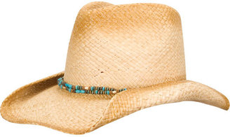 Straw Cowboy Womens Hat - Hats