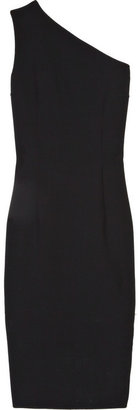 Michael Kors Asymmetric stretch-wool dress - Michael Kors Spring 2010