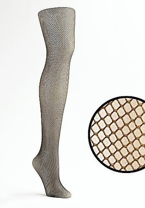 HUE Fishnet Tights Panty Hose - Tights