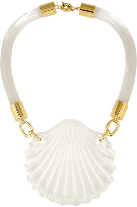 Stella McCartney Shell collar necklace - Seaside Accessories