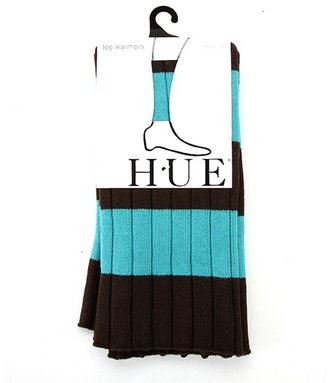 Hue Striped Classic Rib Legwarmer - Clothes
