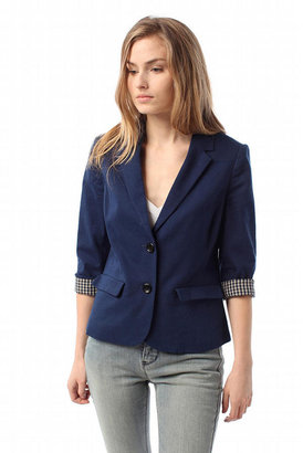 BDG School Boy Blazer - Cropped Jacket