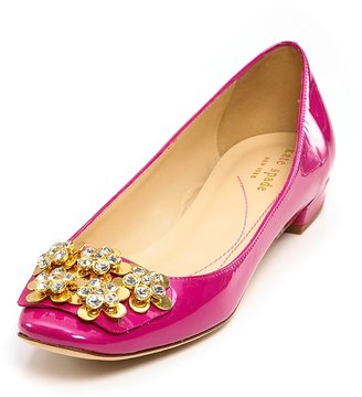 kate spade new york &quot;Nicolina&quot; Embellished Flats - Kate Spade