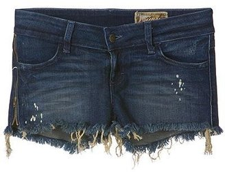 Siwy Alexa Side Zip Short - Jean Shorts