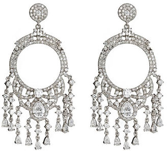 Genevive by CZC Opulent Chandelier Earrings - Chandelier Earrings