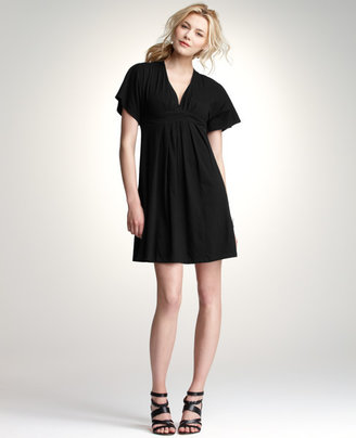 V-Neck Empire Waist Dress by Wyeth - Clothes
