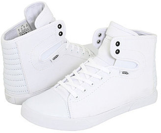 Vans - Hadley W ((Canvas) White) - Casual Shoes