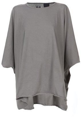 RICK OWENS - Oversized muscle tee - Clothes