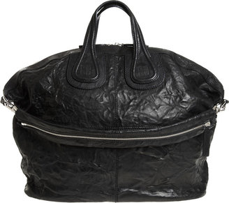 Givenchy Large Old Pepe Nightingale - Black - Givenchy