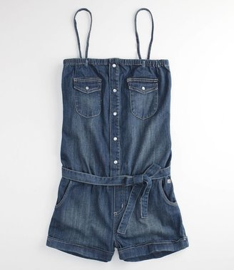 Roxy Shake It Up Romper - Denim Trend - Spring 2010