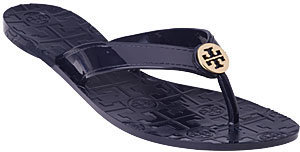 Tory Burch - Jelly Thora Sandal Navy - Sandals