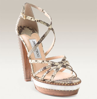 Jimmy Choo 'Zena' Sandal - Strappy Sandals