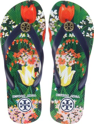 Tory Burch Flip Flop Set - Sandals