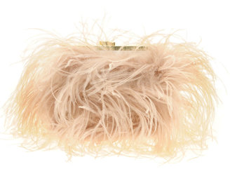 ASOS Premium Feather Vintage Chain Handle Bag - Clutches