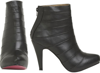 The Look for Less: Christian Louboutin Ankle Boots - The Budget ...