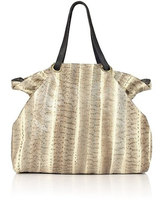 Beirn CC Snakeskin Tote - Oversized Shopper Bag