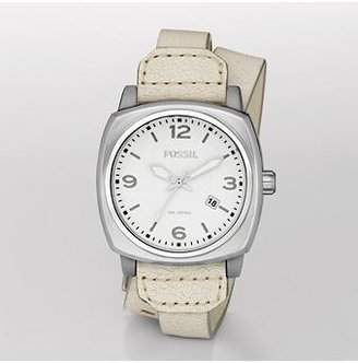 Analog Silver Dial - Oversized Watches for Women