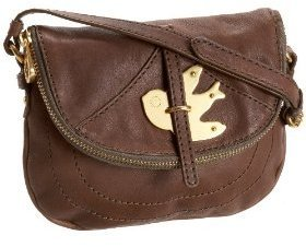 Marc by Marc Jacobs Petal To The Metal Flap Pouchette - Shoulder Bags