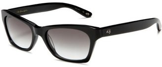 Lulu Guinness Women&#39;s Annabelle Sunglasses - Retro Cateye Sunglasses