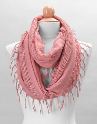 Collection 18 Lightweight Infinity Loop Scarf - Accessories