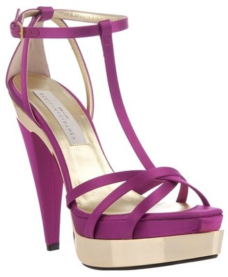 STELLA MCCARTNEY - Platform sandals - Selita Ebanks&#39; Designer Faves