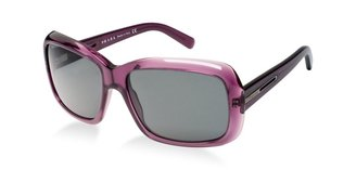 Prada PR 19LS - Oversized Sunglasses