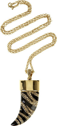 Roberto Cavalli Gold-plated USB stick pendant - Jewelry