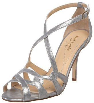 Kate Spade Women&#39;s Cage Strappy Sandal - Heels