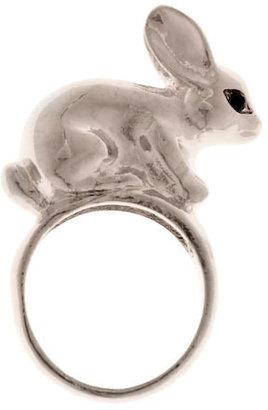Peter Silver Tail Ring - Jewelry