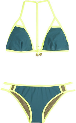 Matthew Williamson T-back triangle bikini - Matthew Williamson