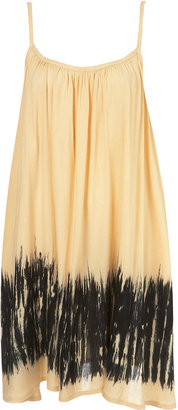Tie Dye Swing Cover Up - Topshop