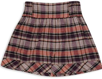 Plaid Flannel Skirt I - Dress Like Jenny Humphrey