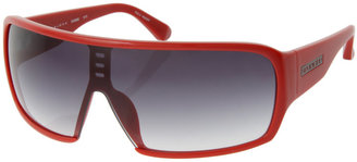 Sean John Oversized Wrap Shield Sunglasses - Shield Wrap Sunglasses
