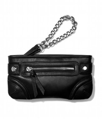Chain-Strap Wristlet - Shoulder Bags
