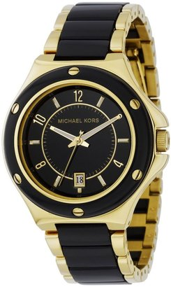 Michael kors black-dial sport watch - Must Have Michael Kors Watches