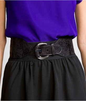 CONTOUR STRETCH BELT