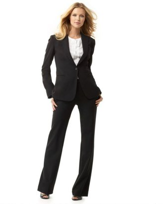 Calvin Klein Single-Button Stretch Suiting Jacket &amp; Madison Suiting Pants - Suits