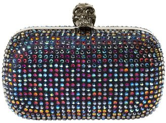 Disco Skull Clutch - Happy 21st Birthday Outfits