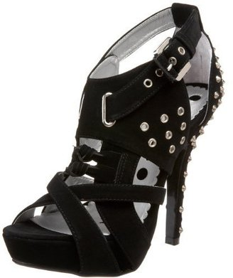 Not Rated Women&#39;s Tough Cookie Platform Sandal - Heels