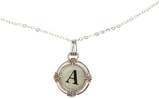 Typewriter Initial Pendant - Urban Outfitters