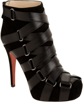 Christian Louboutin Nitoinimoi – Black | VILOUX? Models & Fashion : NY :  christian louboutin boots shoes