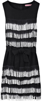 Manoush Cheyenne ombré fringed dress - Fabulous Fringe