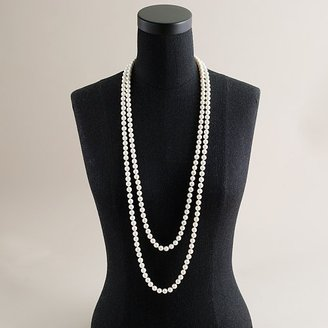 Opera-length pearl necklace - Pearl Necklaces