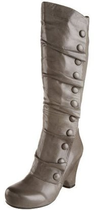 Miz Mooz Women&#39;s Janessa Button Boot - Shoes