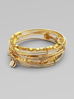 Alex and Ani Beaded Bracelet Set - Jewelry