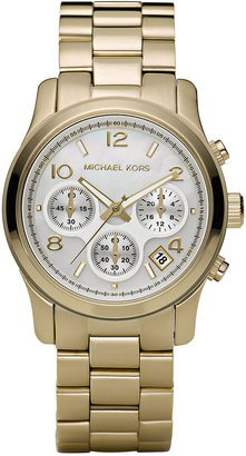 Michael Kors &#39;Jet Set Iconic&#39; Chronograph Watch - Must Have Michael Kors Watches