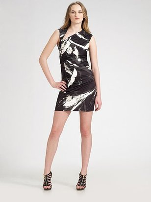 Emilio Pucci Silk Jersey Print Dress - Emilio Pucci