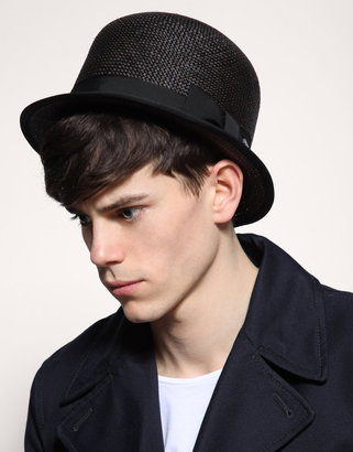Bailey Of Hollywood London Derby Panema Bowler Hat - Dress Hats